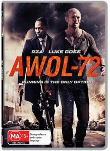 AWOL-72-DVD-ACTION-Luke-Goss-RZA-Region-4-Australia-NEW-SEALED