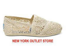 9aa518df8d8 item 1 Toms Classic MOROCCO CROCHET Women s Shoes Black-Silver-Natural-Navy  SIZES 5.5-9 -Toms Classic MOROCCO CROCHET Women s Shoes ...