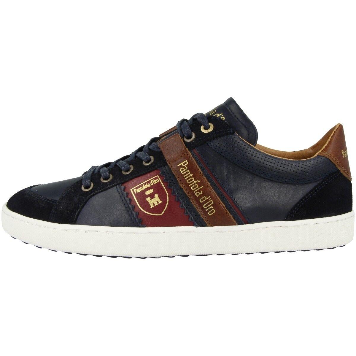 Pantofola D oro Savio  Uomo Low Pesaro Piceno Scarpe scarpe da ginnastica blus 10183041.2  fino al 70% di sconto