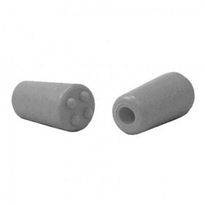 """Pink. BowJax 4-Dot Replacement Stopper for 3//8/"""" Rod"""