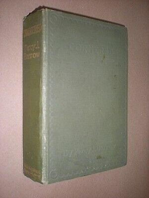 Cornered. Percy J Barrow. Circa 1910. Boys School Story. Hardback Kleuren Zijn Opvallend