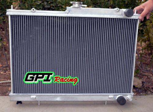 52MM FOR NISSAN SKYLINE R33 R34 GTR GTS-T GTST RB25DET 93 94-98 MT  Radiator