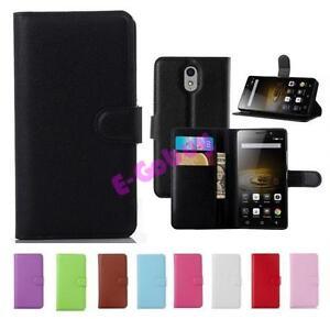 Full-Grain-Wallet-Leather-Phone-Flip-Case-Cover-for-Lenovo-Vibe-P1m
