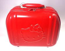 Beauty Case Rigido HELLO KITTY RED FACE con Tracolla by SANRIO *SCONTO 40%*