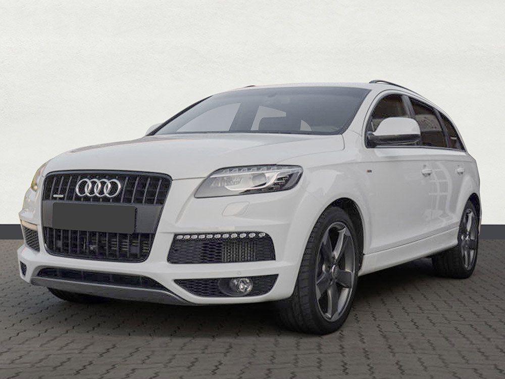 Audi Q7 3,0 TDi 245 quattro Tiptr. 5d - 5.195 kr.