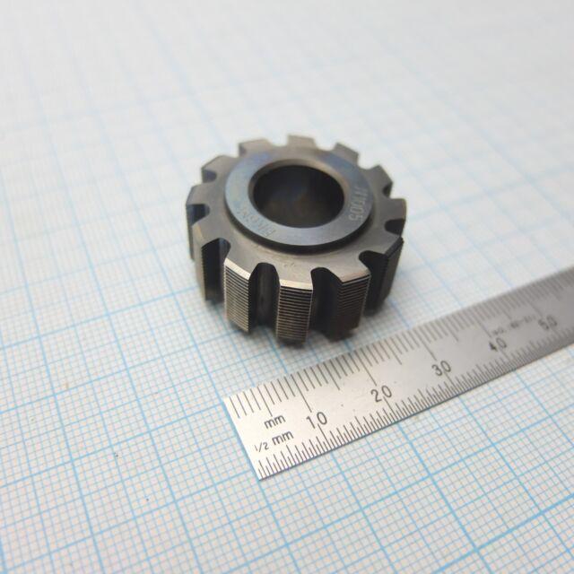 Watchmaker's Solid Carbide Gear Hob Cutter M0.2 K15 VHM Zahnradfräser, USSR