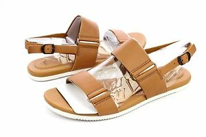3b8bc2a7f225 Image is loading TEVA-AVALINA-SANDAL-LEATHER-TAN-COLOR-WOMENS-SANDALS-