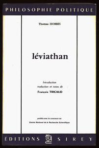 THOMAS-HOBBS-LEVIATHAN-TOME-2