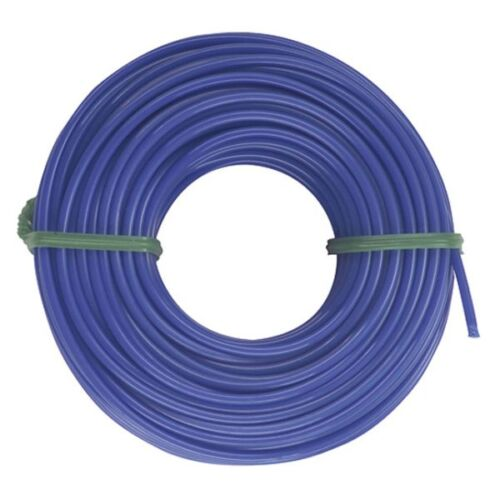 15m Strimmer Line Trimmer Wire 1.25mm 1.65mm 2.00mm 2.4mm 3.00mm Great Value!