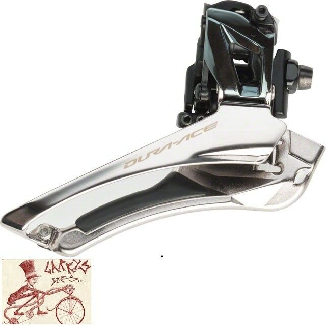 SHIMANO DURA-ACE R9100  11-SPEED DOUBLE 34.9MM ROAD FRONT DERAILLEUR  first-class quality