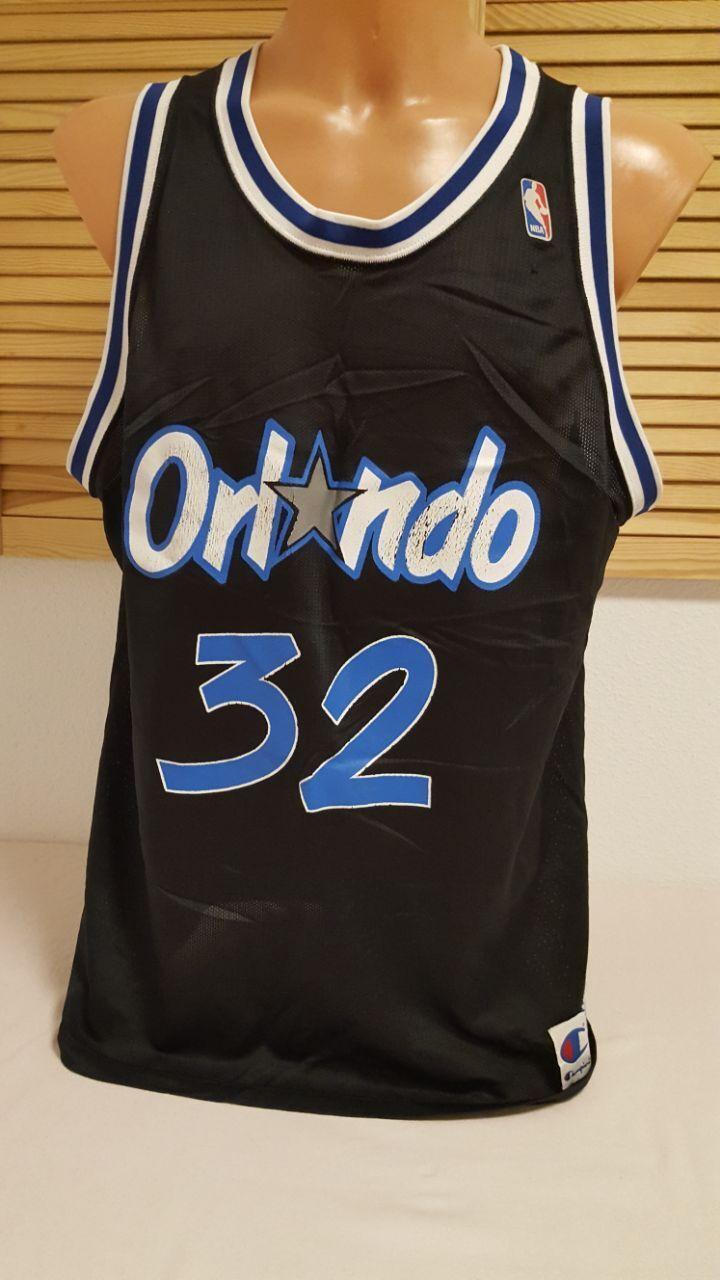 Orlando Magic Trikot Shaq O´Neal O´Neal O´Neal NBA Champion Jersey Maglia Shirt Camiseta 48 XL 8a7359