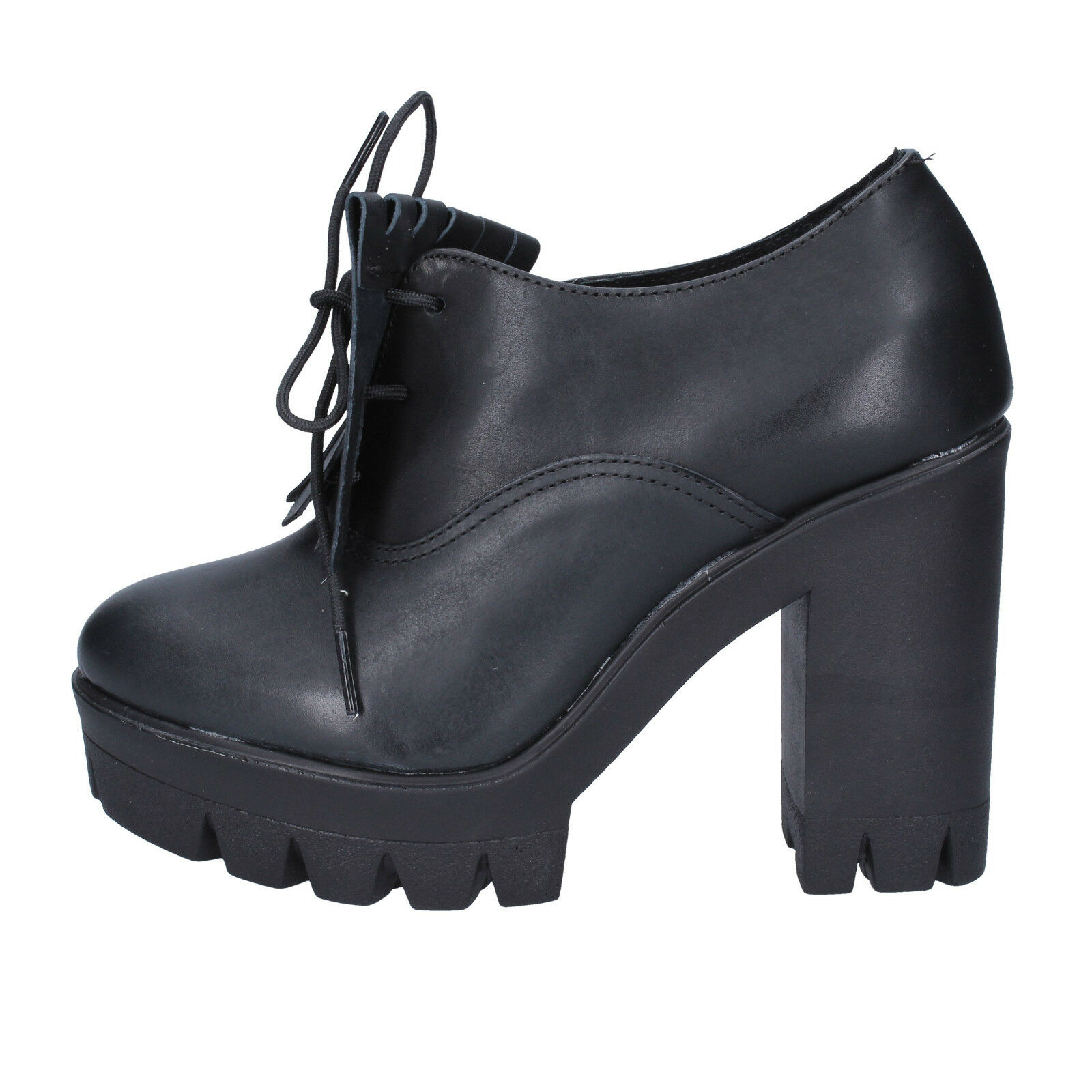 womens shoes LSD BY DIENNEG () 2 () DIENNEG ankle boots black leather BX618-35 5c95e0