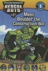 Meet Boulder the Construction-Bot by Annie Auerbach (Hardback, 2013)