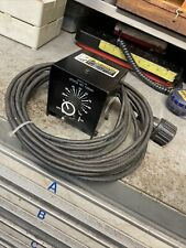 Miller Welder Rhc 14 Pin 129340 Welding Machine Remote Hand Control Wire Cable