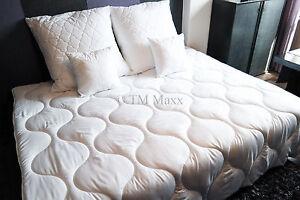Bettdecke Decke Leichtdecke Oberbett Steppbett Microfaser Soft Dream 200x220cm