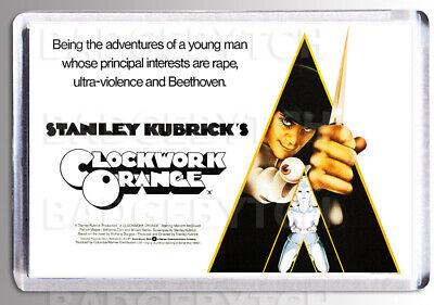 A Clockwork Orange Uk Quad Movie