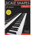 Frederick Stocken: Scale Shapes for Piano - Grade 1 (Revised Edition) by Frederick Stocken (Paperback, 2001)