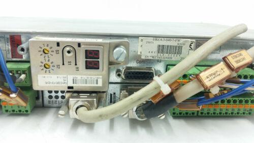 Rexroth Indramat DKC04.3-040-7-FW Eco Drive FWA-EC0DR3-FGP-02VRS