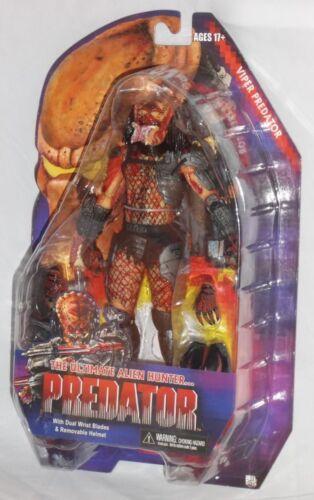 "Comme neuf dans emballage scellé NECA Alien Hunter Predator Series 12 Viper film d/'horreur 7/"" Action Figure"