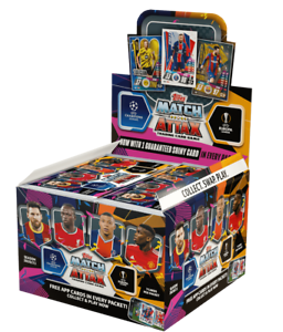 2020-21-Match-Attax-UEFA-Champions-Soccer-Cards-Starter-Pack-Mega-Tins-Packets