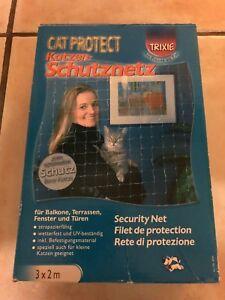 Filet Protection Chat Transparent MatéRiaux De Haute Qualité