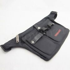 Salon Hairdressing Scissors Tools Holder Waist Belt Styler Barber Pouch Bag