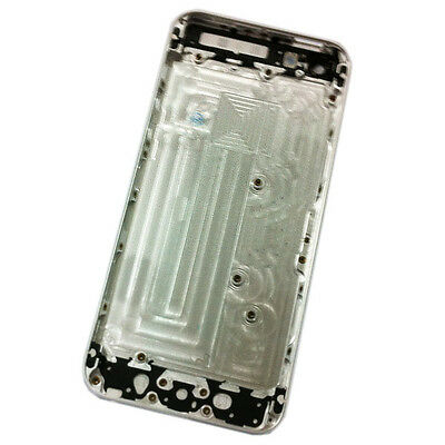 For iPhone 5 5G Housing Battery Full Metal Bezel Back Cover Case Replacement