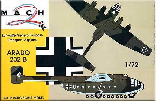 Mach 2  72 Arado Ar -232B
