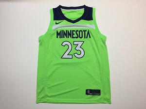Jimmy Butler 23 Minnesota Timberwolves Men S Jersey Neon Green