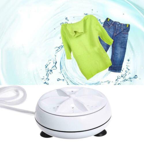 Folding Laundry Tub Basin Mini Washing Machine Automatic Bucket Washing Z1S9