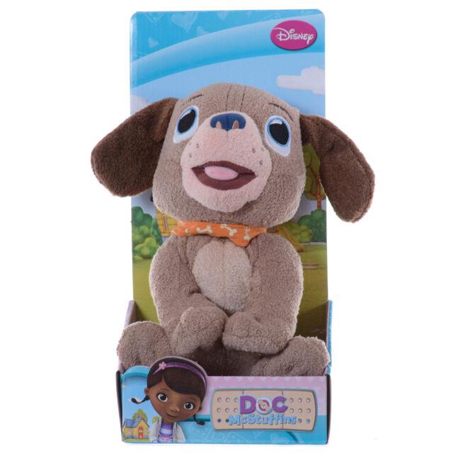 "Doc McStuffins Pet Vet - 10"" Plush Findo Soft Toy - *BRAND NEW*"