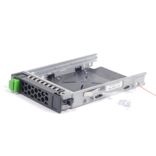"Fujitsu A3C40101974 2.5"" TX150 200 300 S2 S3 S4 S5 S6 S7 Hard Drive Tray Caddy"