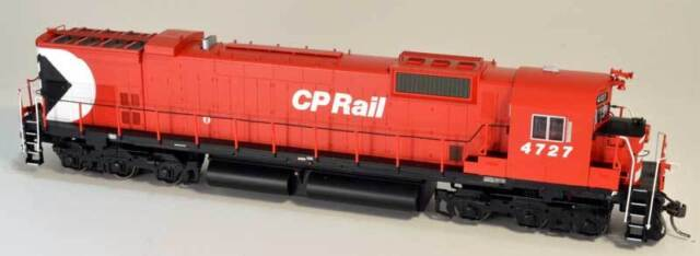 BOWSER 24294 HO SCALE MLW M636 CP Rail #4715 DC, DCC READY