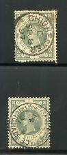 GREAT BRITAIN QUEEN VICTORIA  SCOTT#122  SG#211 LOT OF 2  USED  HAVE FUN BIDDING