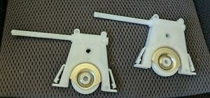 Pack of 2 Wheels Andersen Lower Screen Rollers Wheels Assembly (1991 to Present)