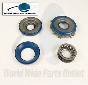 Details about 700R4 700 4L60 4L60E 4L65E New Bonded HP Steel Piston Kit W-  Spring Retainer