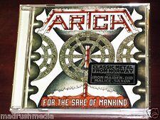 Artch: For The Sake Of Mankind CD 2015 Bonus Tracks Divebomb Records DIVE091 NEW