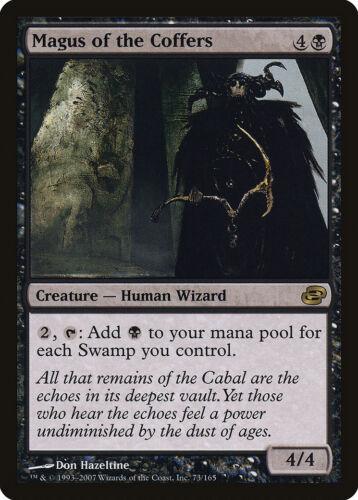 Magus of the Coffers Planar Chaos PLD-SP Black Rare MAGIC MTG CARD ABUGames