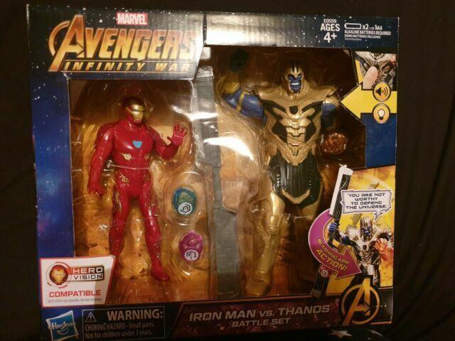 Vision Mini Figure Avengers Infinty War Thanos Vs Vision Marvel UK Seller