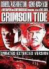 Crimson Tide (DVD, 2006, Extended Cut)