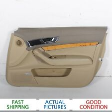 For 02-07 Audi A4 B6 B7 Window Front Door Switch Panel Trim Cover 8E1867171B BK.