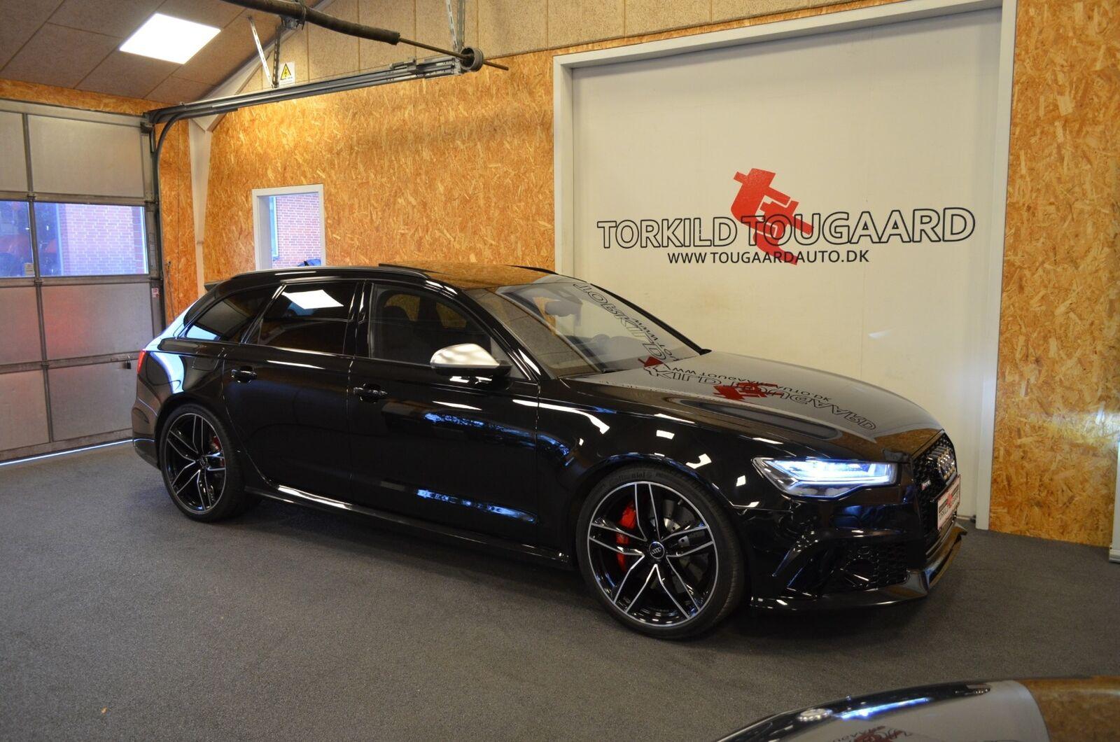 Audi RS6 4,0 TFSi Avant quattro Tiptr. 5d - 1.349.800 kr.