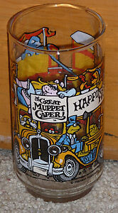 1981-VINTAGE-MCDONALDS-THE-GREAT-MUPPET-CAPER-HAPPINESS-HOTEL-GLASS