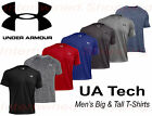 Under Armour 1228539 Men's Tech Short Sleeve T-Shirt Tee ALL COLORS BIG & TALL