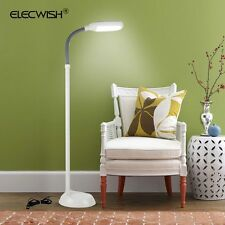 ELECWISH LED Floor Lamp Adjustable Dimmer Switch 5 Feet Sunlight Room Home New