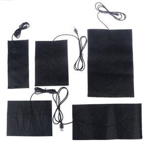 7-Size-USB-Warm-Carbon-Fiber-Heated-Pads-Heated-Jacket-Coat-Vest-Heating-UK-F-wr