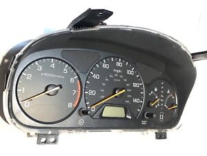 2000-2001-2002-Honda-Accord-SEDAN-EX-LX-Speedometer-Cluster-139-000-Miles