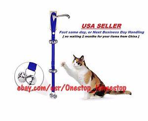 Blue-Cat-Door-Bells-House-Training-Kitty-Doorbell-for-Potty-Training-Doorbells