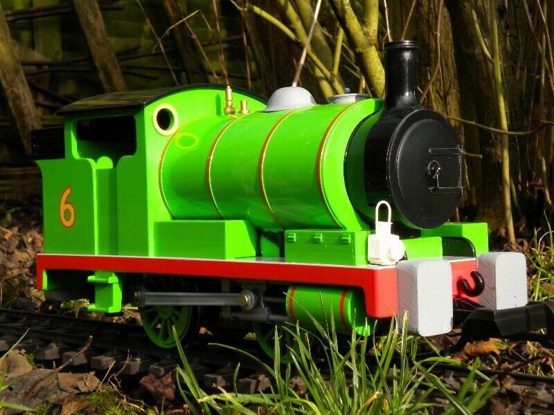 Kit to ConGrün G Scale Bachmann PERCY into a Real Locomotive Smallbrook Studio