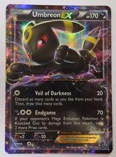 Umbreon ex - 55/124 XY Fates Collide - Ultra Rare Pokemon Card